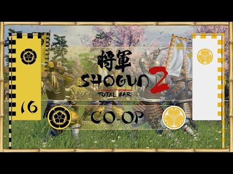 Let's Play Total War: Shogun 2 (Co-Op) - Oda & Tokugawa - Ep.16 - Surrounding Kyoto!