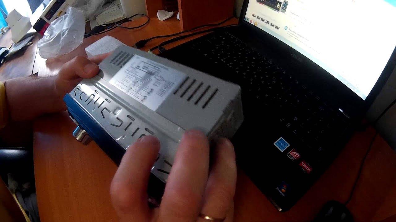 Ремонт магнитолы Pioneer DEH 2220UB - YouTube