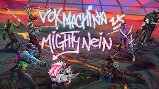 Vox Machina vs. Mighty Nein