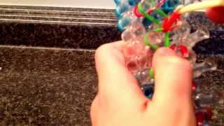 How To Make A Rainbow Loom Dog Collar