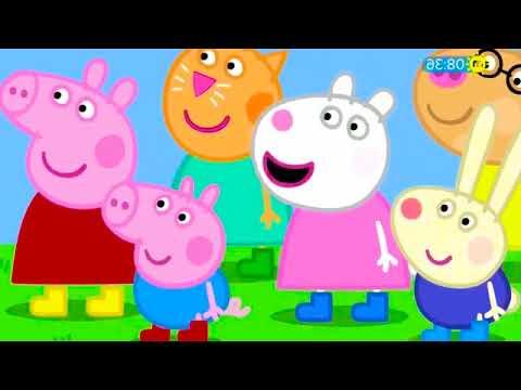 Funny Peppa Pig Remix Episode 2 Playground Pg 13