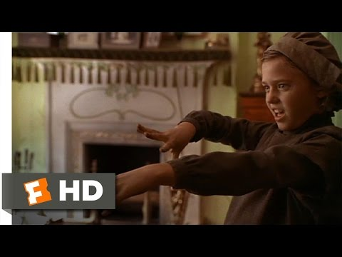 A Little Princess (5/10) Movie CLIP - Just A Little Curse (1995) HD