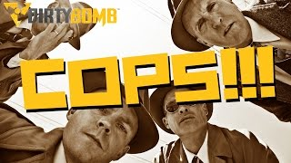 Dirty Bomb | Cops At My Door (True Story, Dirty Bomb Skyhammer Gameplay!)