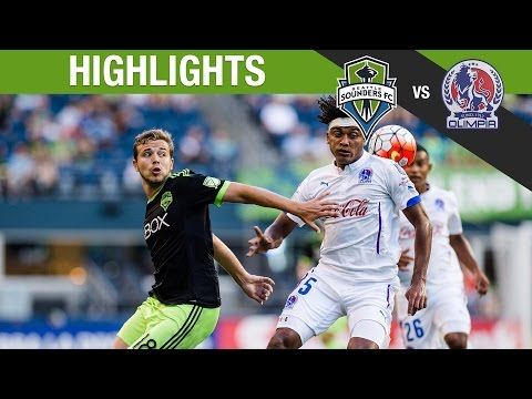 Highlights: Seattle Sounders FC vs CD Olimpia | Scotiabank CONCACAF Champions League