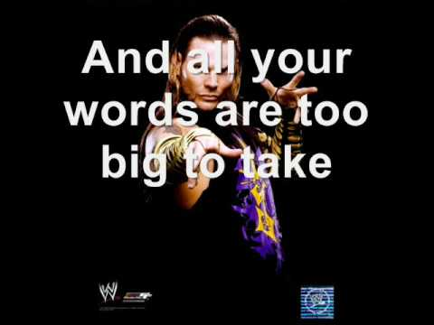 Jeff Hardy  No More Words Lyrics