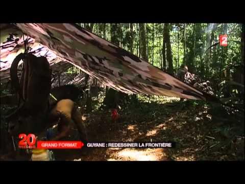 Raid des sept bornes, amazonie