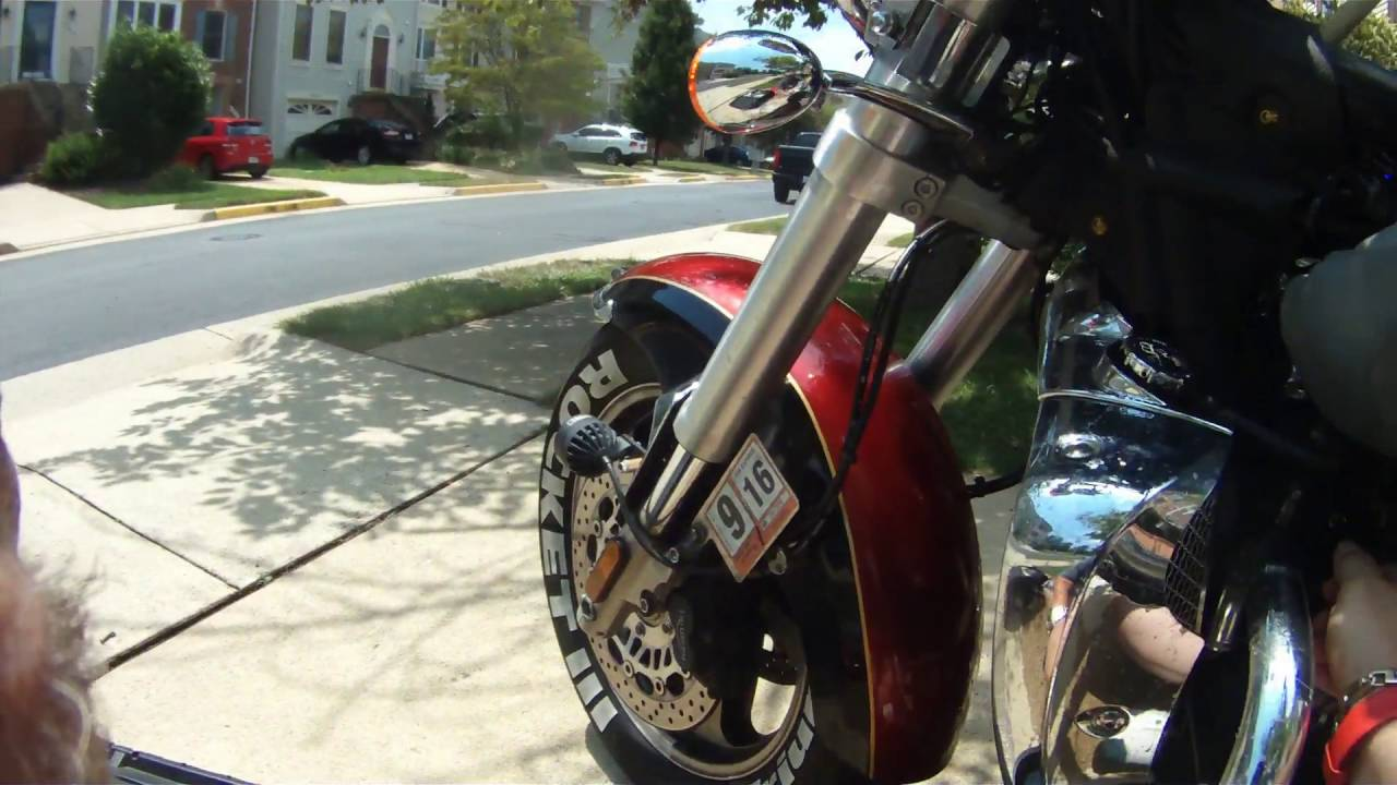 2006 triumph rocket iii classic radiator flush youtube. Black Bedroom Furniture Sets. Home Design Ideas