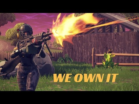 Fortnite Montage- We Own It - First Collab With Notle_YT