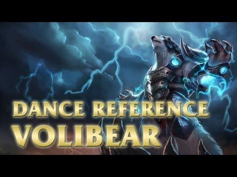 Volibear - Sam B Dance - League of Legends (LoL)