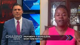 NYC vs. Short-Term Rentals