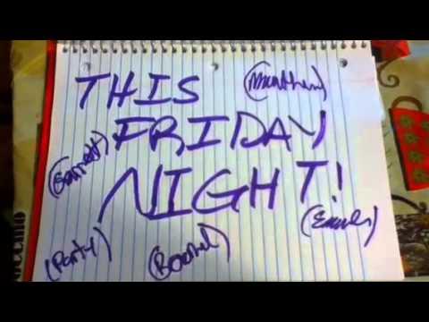 Last Friday Night! Best Video Star Ever!