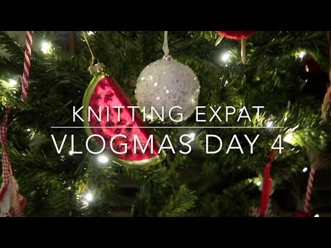 All The Mini Socks - Vlogmas 2018 - Knitting Expat