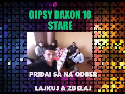 GIPSY DAXON HUMENNE 10 (7 ) STARE PECKA HIT