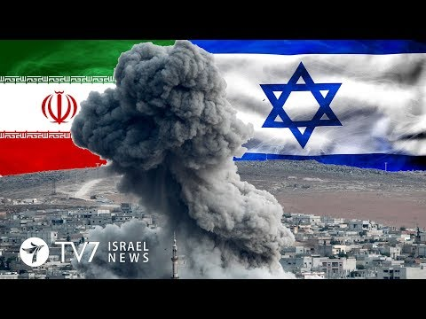 Jerusalem tells Moscow 'Iran responsible for destabilizing Syria' - TV7 Israel News 13.04.18