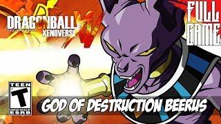 【DBXV MOD】GOD OF DESTRUCTION BEERUS STORY MODE [PC - HD]