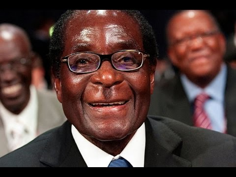 Why They Hate Robert Mugabe (Updated Visuals)
