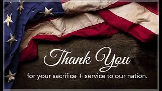 2018 BCHS Veterans Day Program
