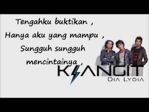 KLANGIT - Dia Lydia ( OFFICIAL LYRICS SONG )