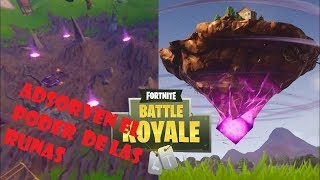 Fortnite bucket absorbs the power of the runes! /ItsArion