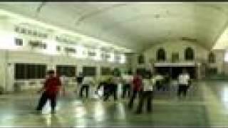 enjoy yourself line dance