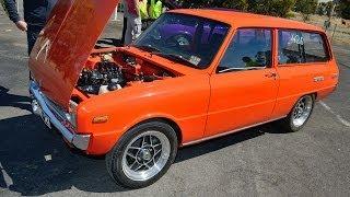 13B turbo Mazda 1300 wagon