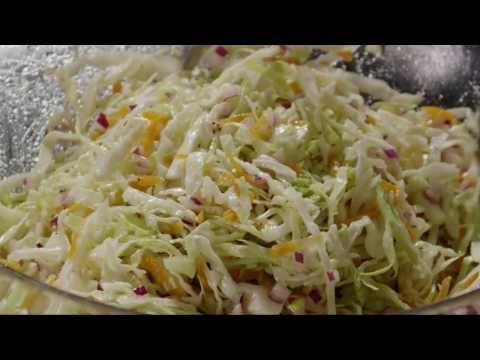 How to Make Cabbage Coleslaw | Salad Recipe | Allrecipes.com