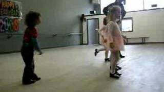 Jackson wanted to tap dance with Ava