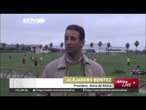 Immigrants's football team currently 4th in Seville's regional league