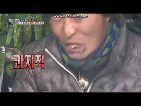 Eating Turkey (Law of the Jungle) Look at Markeeuuu