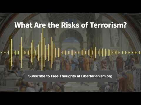 Episode 112: What Are the Risks of Terrorism? (with John Mueller and Mark G. Stewart)