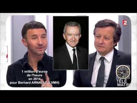 Bernard ARNAULT (LVMH) et les charmes de la mondialisation... (Hd 720)