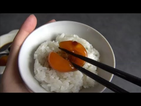 How To Make The Yolk Marinated With Soy Sauce (japanese Food) 黄身の醤油漬け