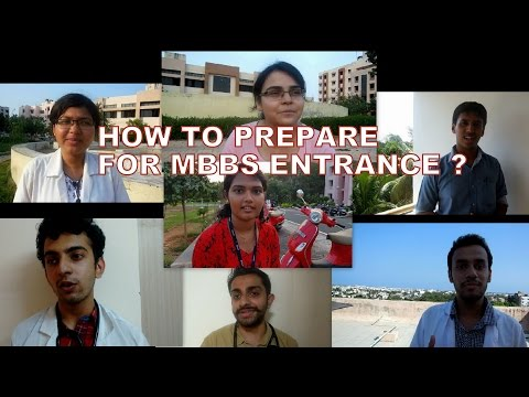 Tips on How to prepare/study for MBBS entrance - By Top Rankers of AIIMS,JIPMER,AIPMT,AFMC,state