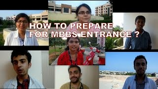 tips on how to prepare study for mbbs entrance by top rankers of aiims jipmer aipmt afmc state