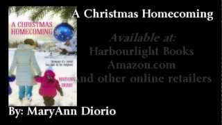 A Christmas Homecoming Book Trailer