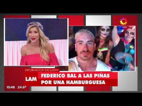 ¡Mirá el apodo que Laurita Fernández le puso a Fede Bal tras la pelea!