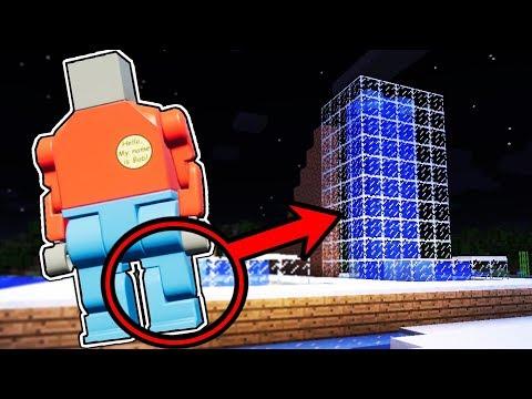 BOB'S LEG from BRICK RIGS! - Minecraft Gameplay (Kid Friendly Lego Fun!)