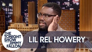 Lil Rel Howery Does His John Malkovich Impression