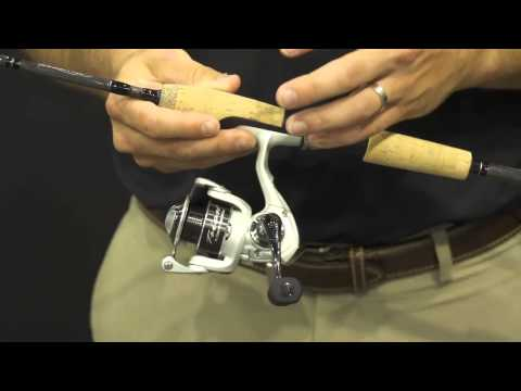 Pflueger Trion Spinning Reel | ICAST 2013