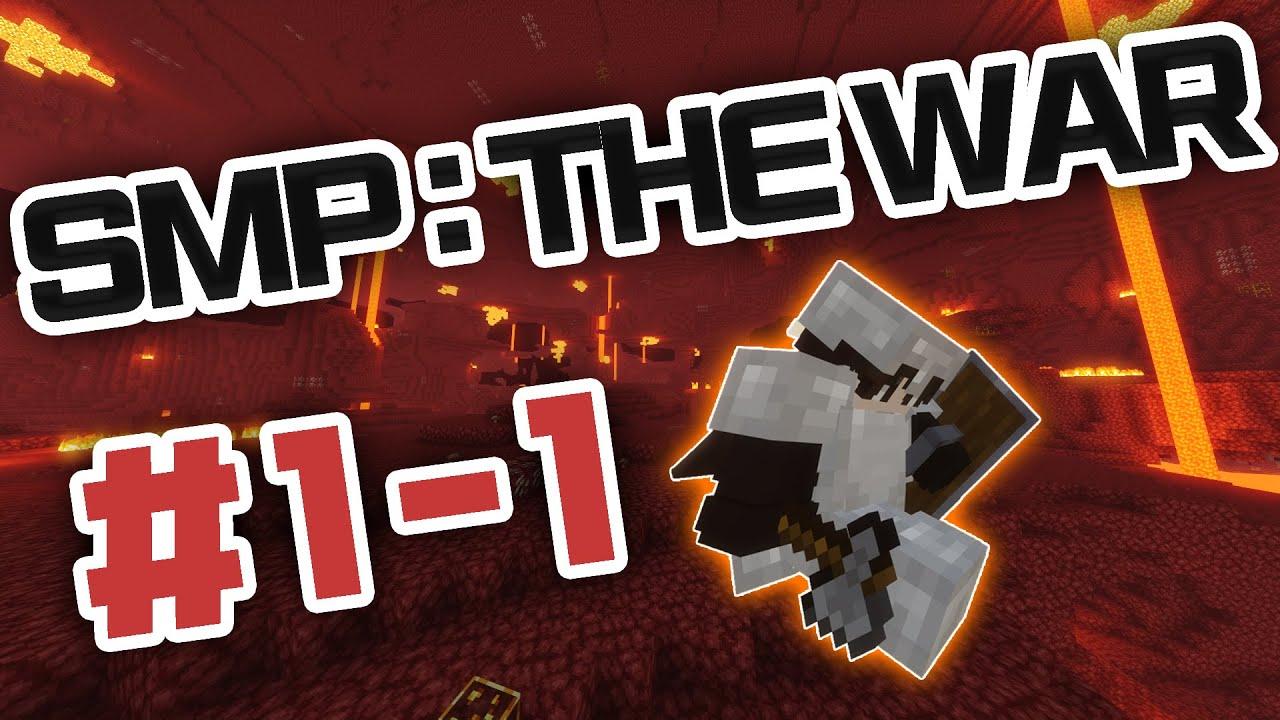 스타트! #1-1 [ SMP : THE WAR / 유지 ]