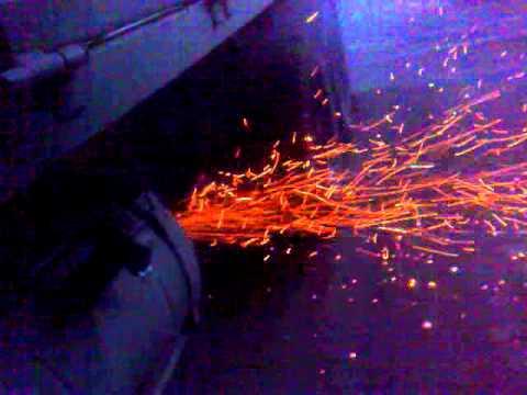 Краз,икры,огонь с выхлопной трубы
