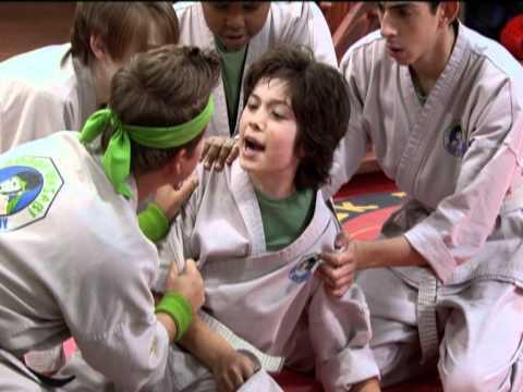 Os Guerreiros Wasabi: A Academia