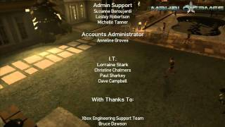 GTA IV: The Ballad of Gay Tony Walkthrough - End Credits