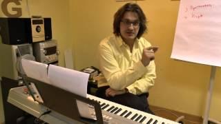 Вводный урок по вокалу.
