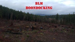 Oregon Camping Series - Epiṡode 4 - Boondocking on BLM Land