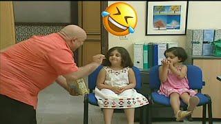 شوفلي حل  حلقة السبوعي والبسكويت متع الصغار 😂😂 Choufli Hal HD