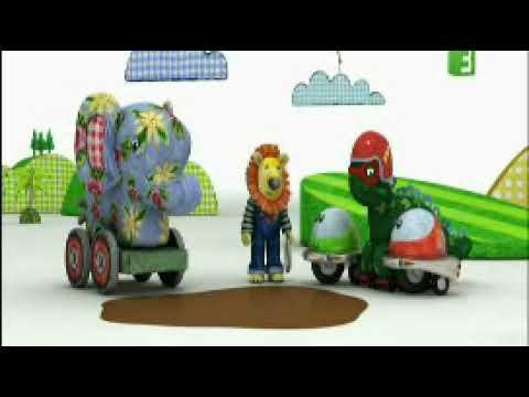 Driver Dans Story Train Super loopy