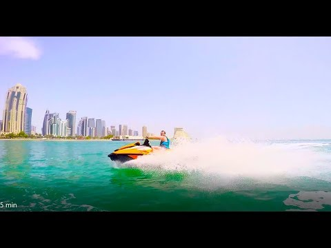 2017 DOHA - QATAR - THE PEARL video - official full release