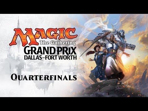 Grand Prix Dallas-Fort Worth 2018 (Limited) Quarterfinals