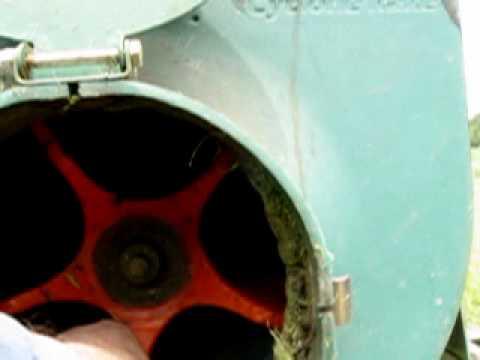 Cyclone Rake Impellar Play At Full Operating Temperature